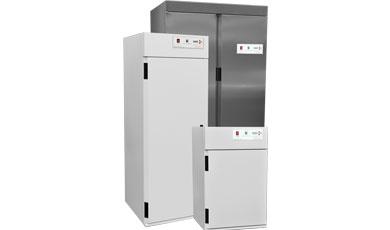 Droog- en verwarmingskasten